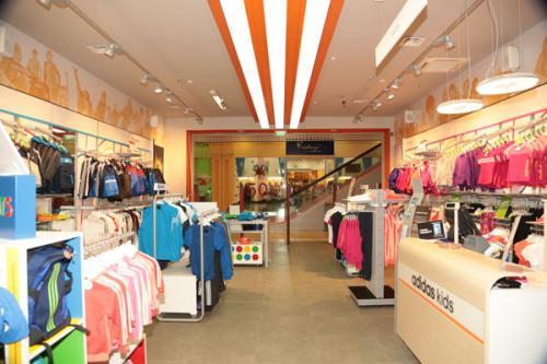 Ремонт магазина детской одежды